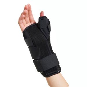 Wrist Splint With Thumb Sleeve