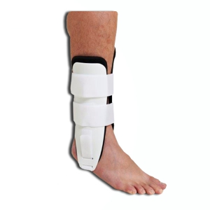 Cold Compression Therapy Gel Ankle Brace